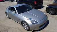 2003 Nissan 350Z Coupe - Runs great! We pay HST!