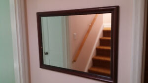 Moving Sale: Victorian Wall Mirror