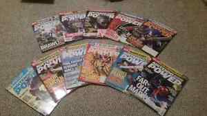 Nintendo Power and other Game Magazine's