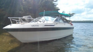 23 ft Cuddy Thundercraft