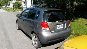 2007 Chevrolet Aveo Familiale
