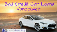 Bad Credit Car Loans Vancouver with Canada Loan Shop