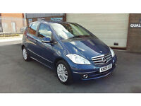 Mercedes-Benz A150 1.5 CVT ELEGANCE SE AUTOMATIC WITH ONLY 60000 MILES WARRANTED