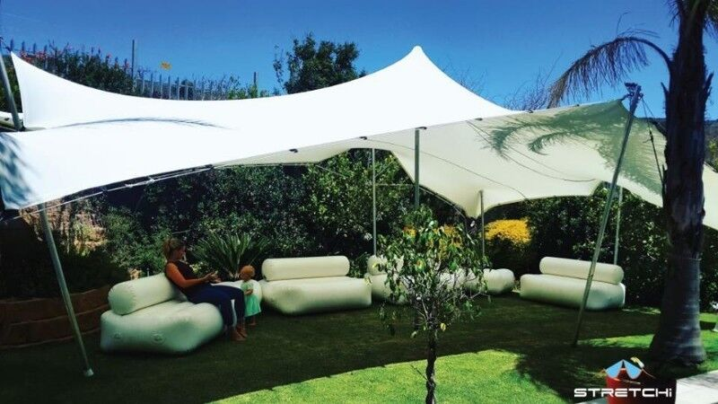 Event Specials Bedouin Stretch Tent Hire Package