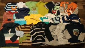 18-24 mo boy's shirts