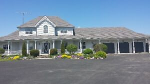 A MUST SEE…BEAUTIFUL COUNTRY LIVING ON 25 ACRES REDUCED
