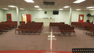 Beautiful Church Space for Rent