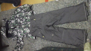 Ski pants monster,size,10 double lined Prince George British Columbia image 1
