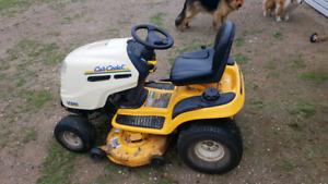 Cub cadet mower need new engine