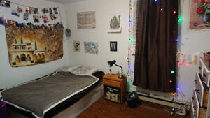 One bedroom sublet! Corner of Quinpool and Oxford