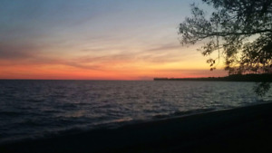 Piece of Paradise on Lake Ontario Only 1.5 hours from Toronto
