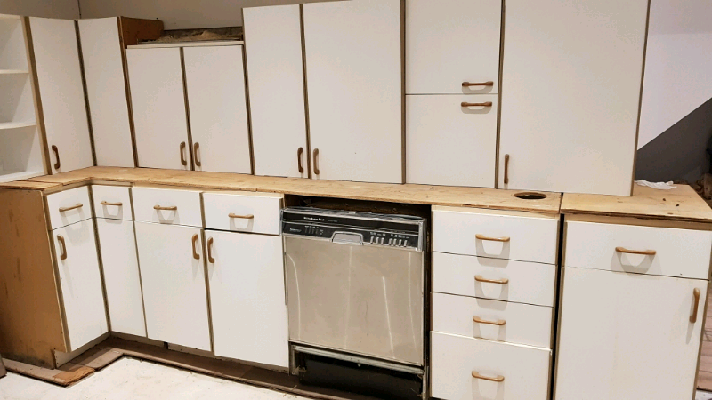 Kitchen cupboards -reduced price!   Cabinets & Countertops ...