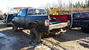 parting out 1996 dodge 1500 4x4