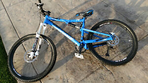 Cannondale rz one twenty full suspension