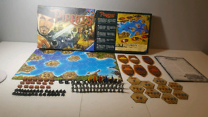 PIRATES! ravensburger complet