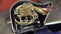 French Horn Double B Flat