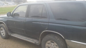 1998 Toyota 4Runner SR5 SUV, Crossover Kitchener / Waterloo Kitchener Area image 1