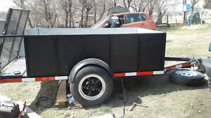 good well built trailer priced to sell all offers considered
