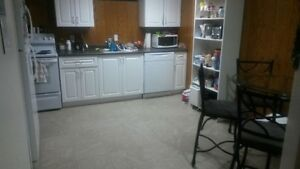 Basement suite for rent in the maples, winnipeg