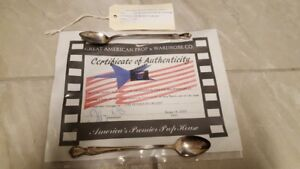 Beverly Hillbillies antique collectible spoons unique gift