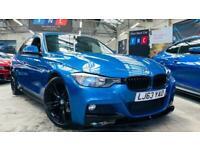 2013 BMW 3 Series 2.0 320d M Sport (s/s) 4dr Saloon Diesel Manual