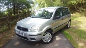 Ford Fusion 1.6 2003.5MY 3