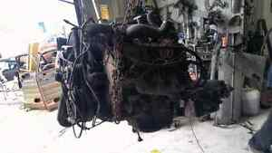 6.2 L diesel motor and th400 transmission West Island Greater Montréal image 3