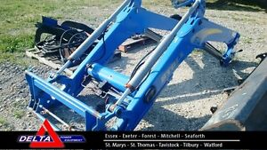 Stoll FZ40 Front End Loader, Bucket and Sub Frames