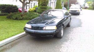 Ford thunderbird fox body