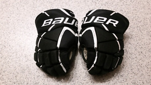 Bauer Vapor Hockey Gloves - kids size 8
