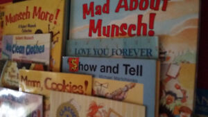 ▀▄▀ Robert Munsch Picture Storybooks Kids Ages 4 5 6 7 8 9
