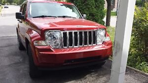 2009 JEEP LIBERTY ÉDITION ROCKY MOUNTAIN V-6 3.7L AUTOMATIQUE, 4