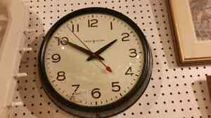 general Electric commercial clock 40