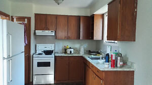 A roommate wanted for a perfect location apartment!