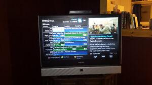 Sony 42 inch hi Def tv hdmi s vid vga dvi color stream