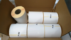 Rolls of Self Adhesive Sticky Printer Thermal Address Shipping Labels,