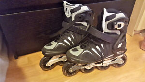 Mens Roller Blades Crossfire 84 Size 9