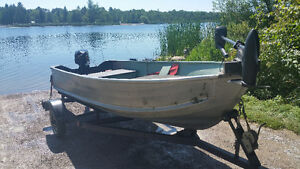 12ft boat with 2007 15hp