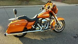 WANTED Harley - Street Glide Special  Amber Whiskey
