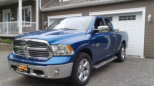2016 Dodge Power Ram 1500 Big horn Fourgonnette,