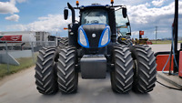 Tractor driver needed