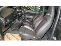 2010 ABARTH 500 1.4 16V T Jet Full Leather Sport Seats Xenons