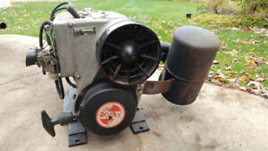 Moteur Bombardier rotax 399cc (2 cylindres)