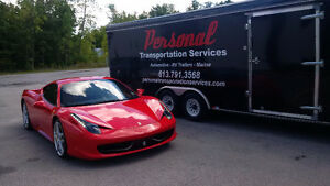 Personal Transportation Services - Auto Transport