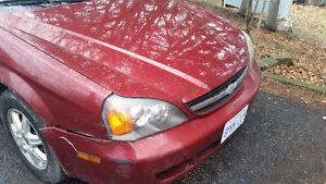 2006 Chevrolet Epica Sedan