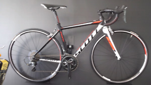 Road bike 20% off. Scott speedster 20 x x small