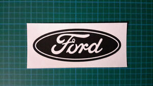 """Ford"" Autocollants pour auto / Car stickers"