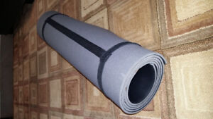 Yoga Mat (longer, wider, and dry-grip)