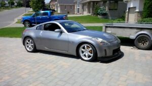 Boosted 350Z