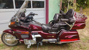 Collector Gold Wing